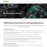 Crops UK Security Website Project